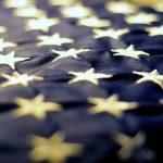 Stars on Flag