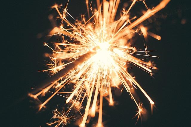 Firework - Sparkler